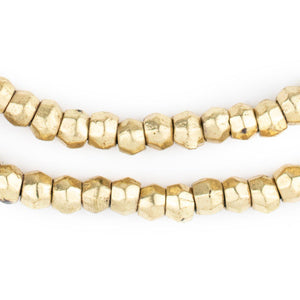 Brass Mursi Ring Beads (8mm) - The Bead Chest