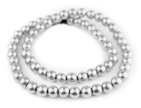 Image of Round Aluminum Beads (10mm) - The Bead Chest