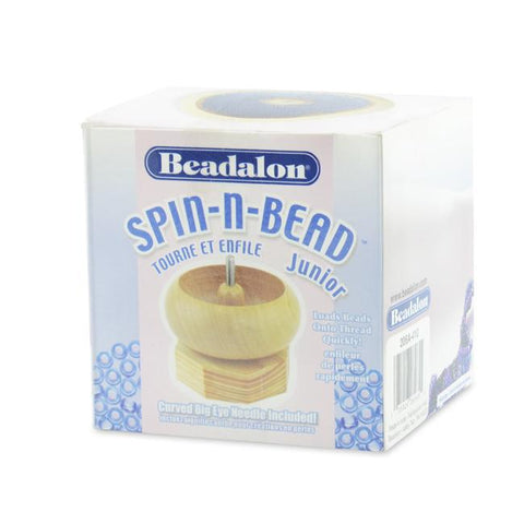 Beadalon Spin-N-Bead Junior Bead Loader Tool - The Bead Chest