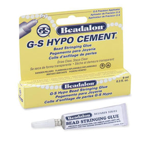 Beadalon Bead Stringing Glue (9 ml) - The Bead Chest