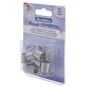 Beadalon Bead Stoppers (6 pc) - The Bead Chest