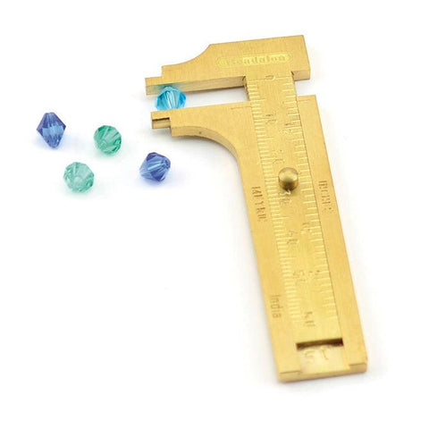Beadalon Bead Slide Gauge (60mm) - The Bead Chest