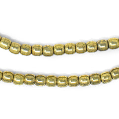 Brass Miniature Padre Beads (6mm)