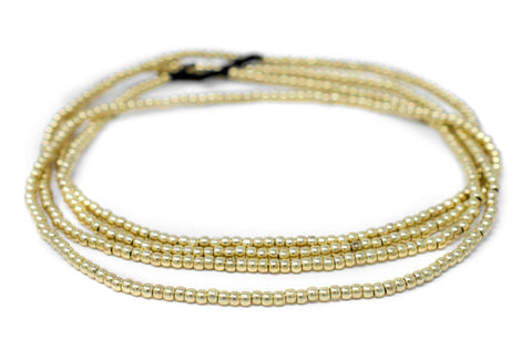 Gold Seed Beads (3mm) - The Bead Chest