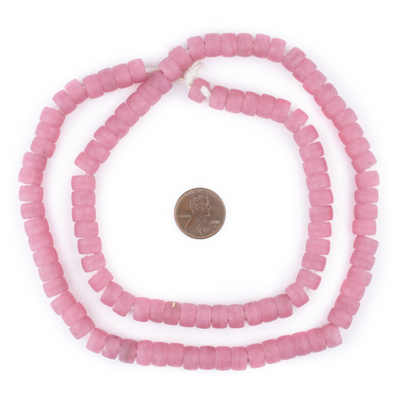 Rose Pink Padre Beads (8mm)