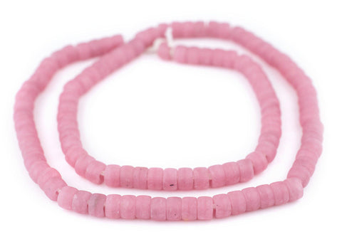 Image of Rose Pink Padre Beads (8mm)