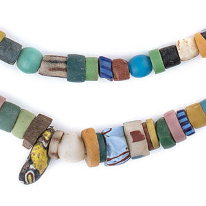 Old Ghana Medley Trade Beads - The Bead Chest