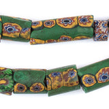 Antique Venetian Millefiori African Trade Beads (Value Strand)