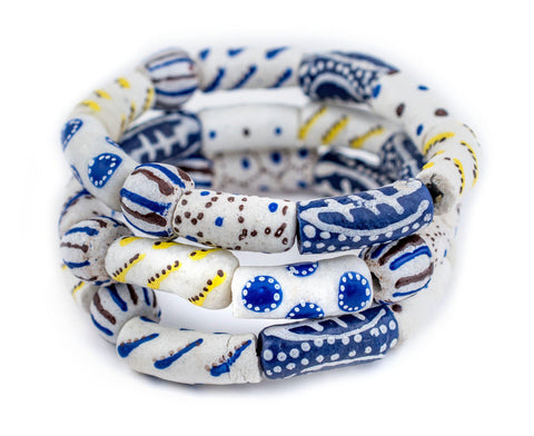 White African Bead Bracelet - The Bead Chest