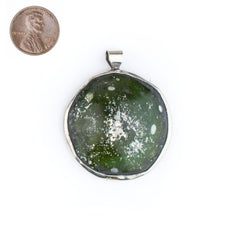 Roman Glass Pendant (40-50mm)