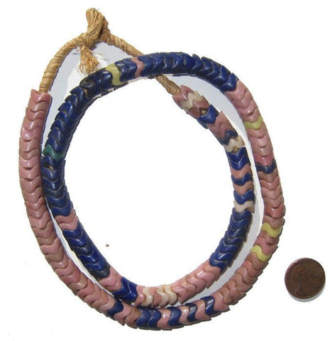 Image of Mixed Glass Snake Beads - The Bead Chest