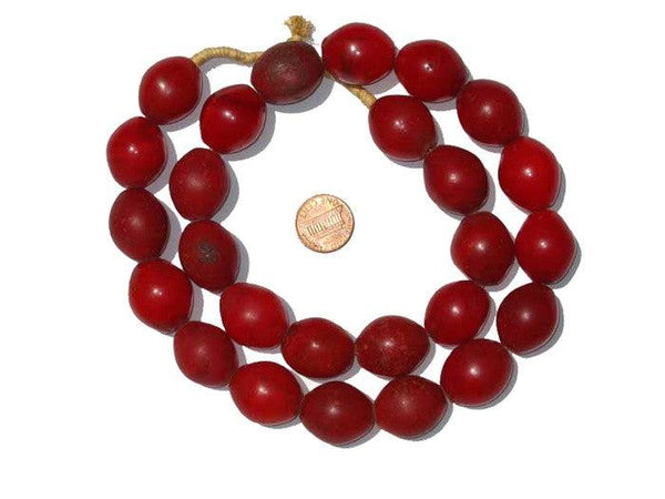 Red Tomato Beads
