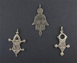 Tuareg Pendants (Set of 3)