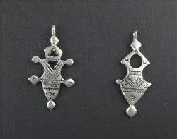 Tuareg Pendants (Set of 2) - The Bead Chest