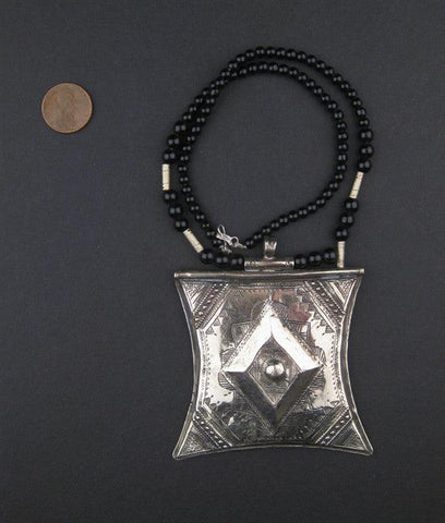 Image of Tuareg Amulet (Large) - The Bead Chest