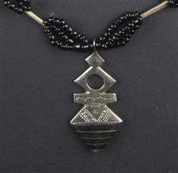 Tuareg Pendant - The Bead Chest
