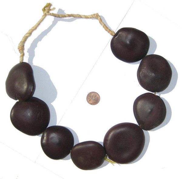 Natural Plant Sea Bean Beads