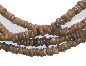 Natural Plant Seed Beads (2 Strands) - The Bead Chest