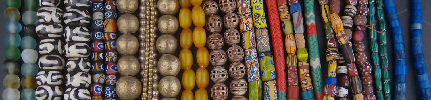 Ethnic African Trade Beads