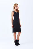 Klarety clarity chic fitted business working woman workwear dress