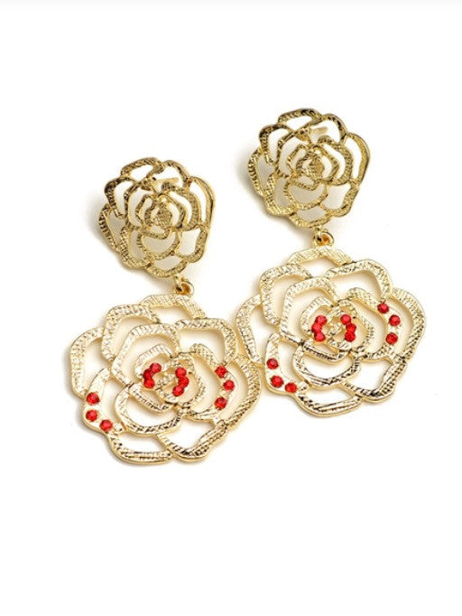 La Flor Earrings
