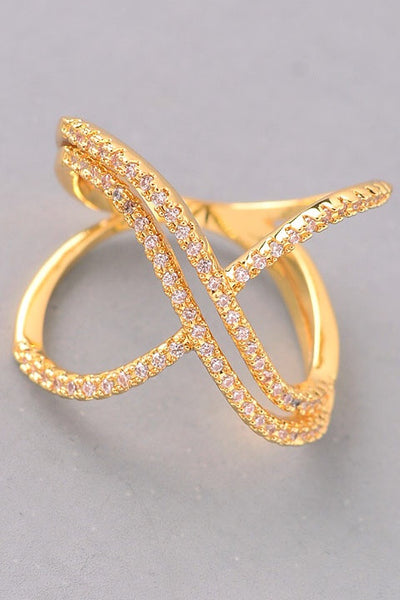 Glamour Girl Ring