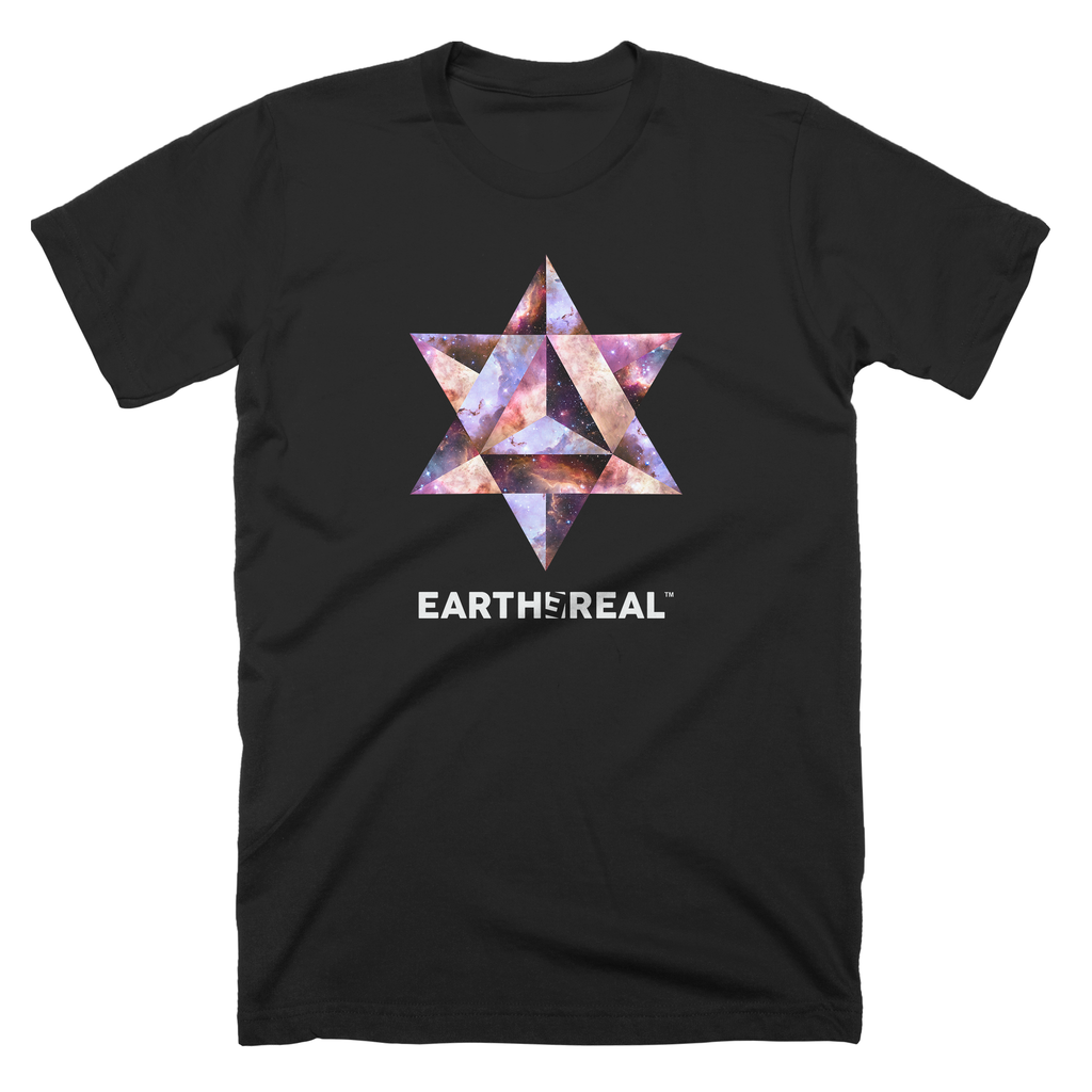 EARTHEREAL™ BLACK - Cosmic Star DAME (Limited Edition)