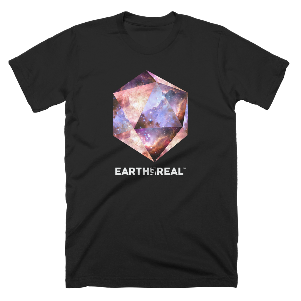 EARTHEREAL™ BLACK - Space Cube DAME (Limited Edition)