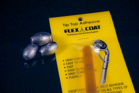 Flex Coat Tip Top Adhesive - Fish On Customs