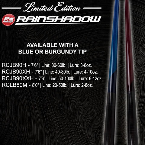 Rainshadow limited Edition Blanks