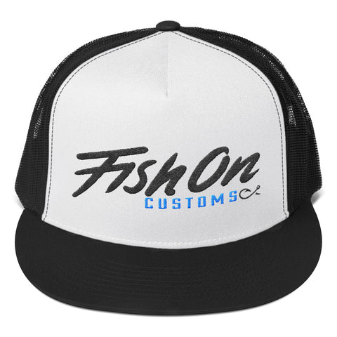 Fish On Caps - Fish On Customs
