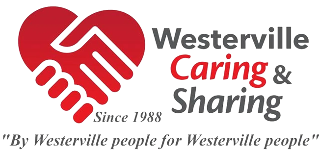 Westerville Caring & Sharing gift cards
