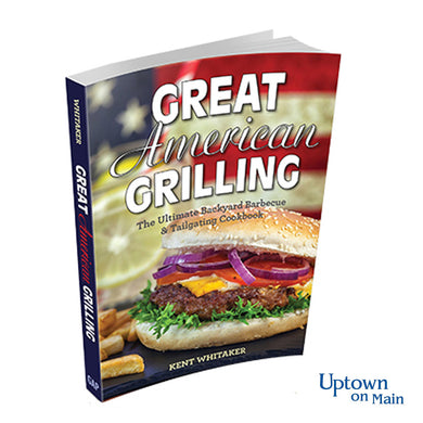 Cookbook - Great American Grilling