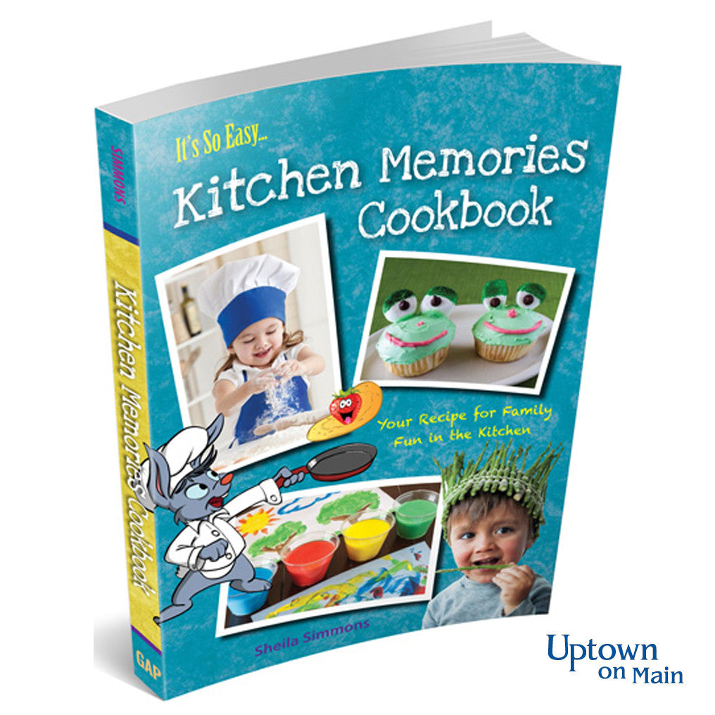 Cookbook - Kitchen Memories