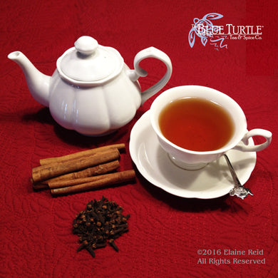 Mulled Spiced Tea