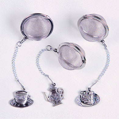 Infuser, Pewter