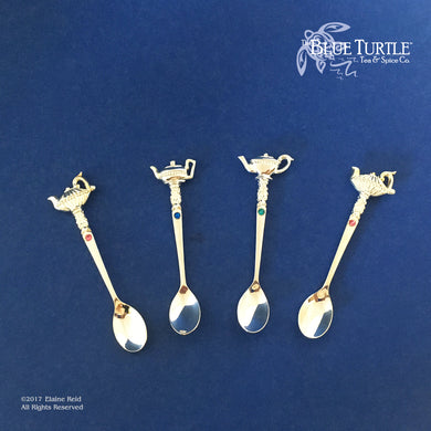 Spoon - silver plated