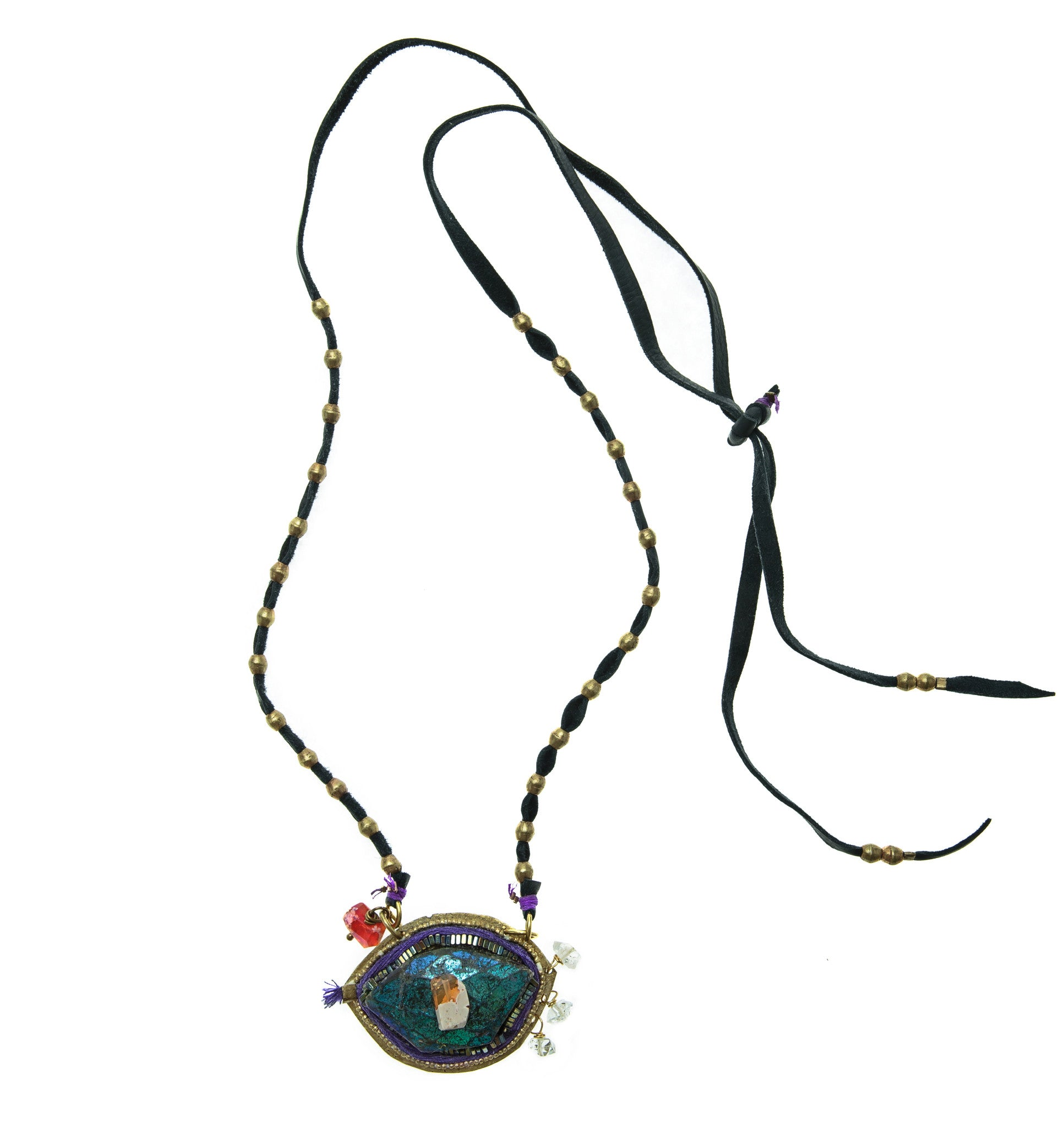 Cosmic Eye Necklace