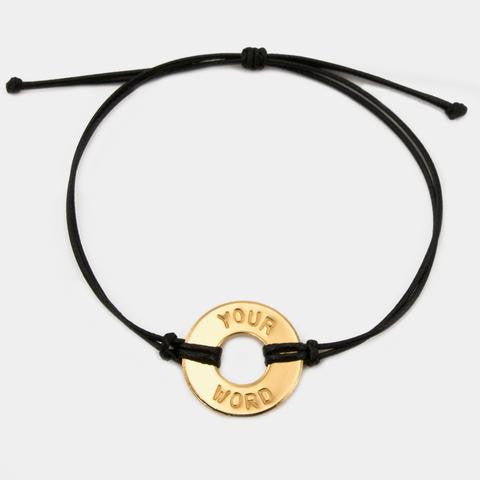 PERSONALIZED CLASSIC BRACELET - Infused Thoughts