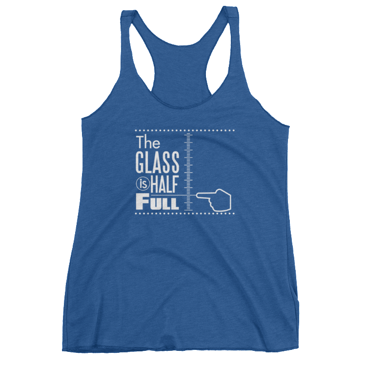 Optimistic Tank Top Women - Infused Thoughts