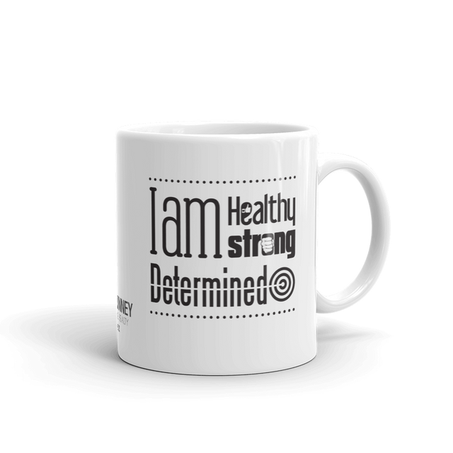 Custom Empowering Affirmation Mug - Infused Thoughts
