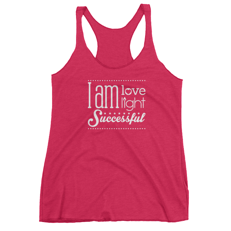 Enlightening Tank Top Women - Infused Thoughts