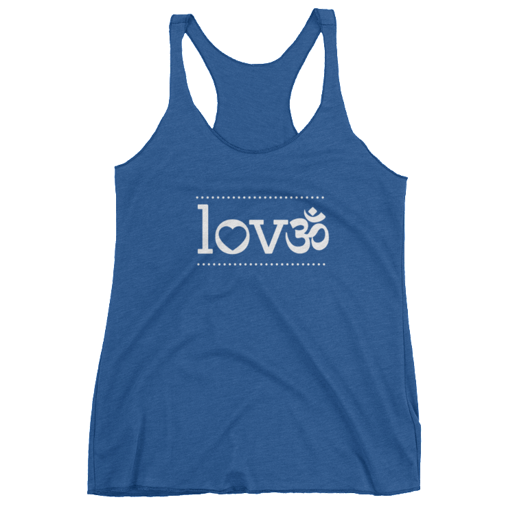 Love Tank Top Women - Infused Thoughts