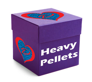 20 POUND BOX of heavy plastic pellets - ALWAYS MADE IN THE USA