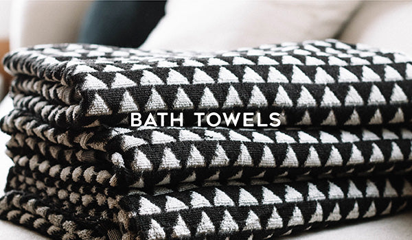 Slowtide Bath Towels