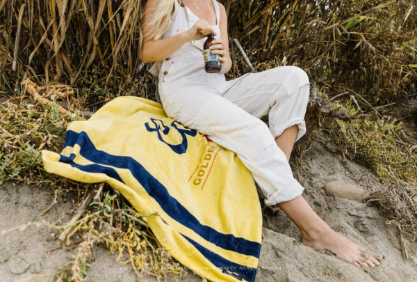 Coors Banquet Towel Sustainable