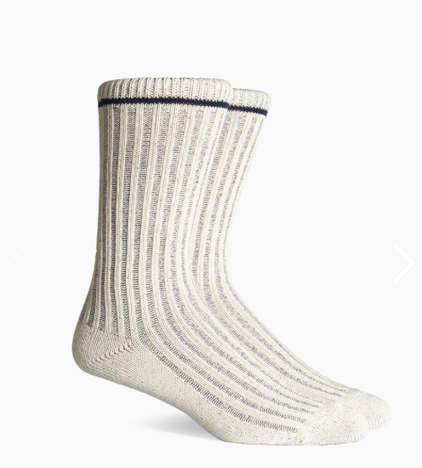 Richer Poorer Sock