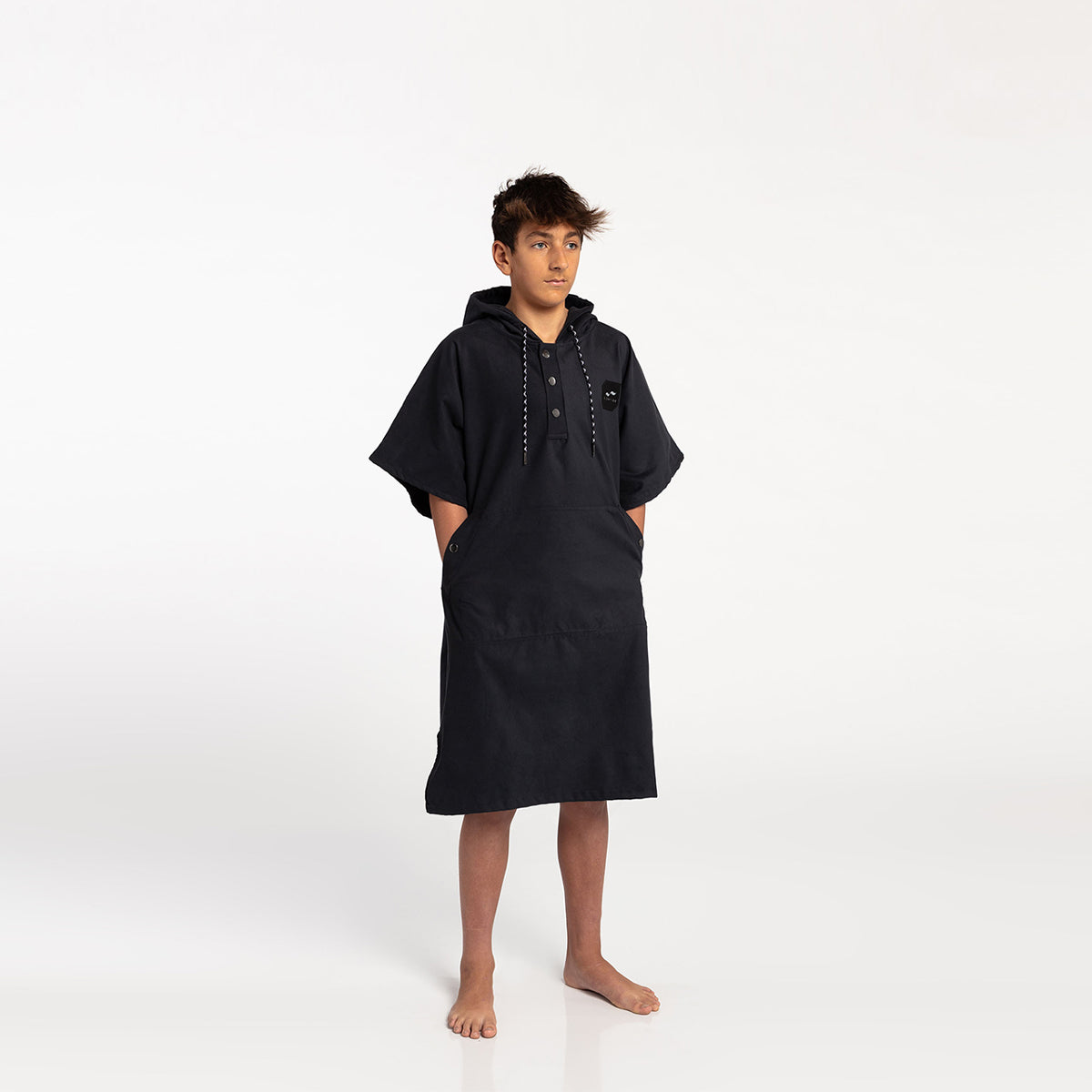 All Day Quick-Dry Changing Poncho - S/M - Slowtide