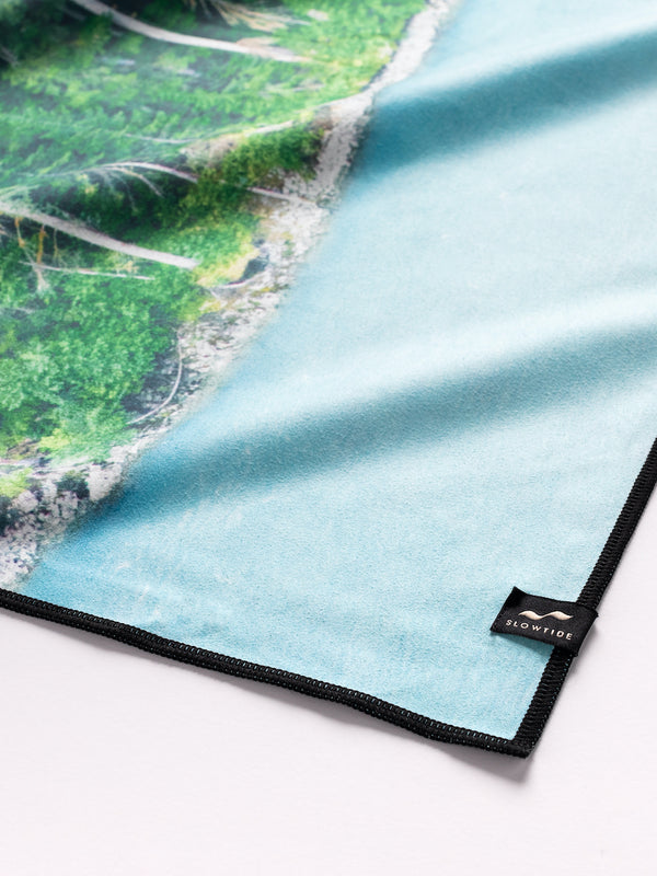 Technicolor Quick-Dry Towel - Slowtide