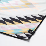 Black Hills - Off White Travel Towel